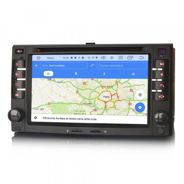 Navigatie auto, Pachet dedicat Kia, 6.2 inch, Android 10.0 8