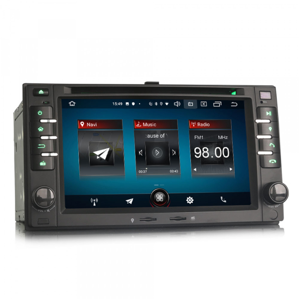 Navigatie auto, Pachet dedicat Kia, 6.2 inch, Android 10.0 9
