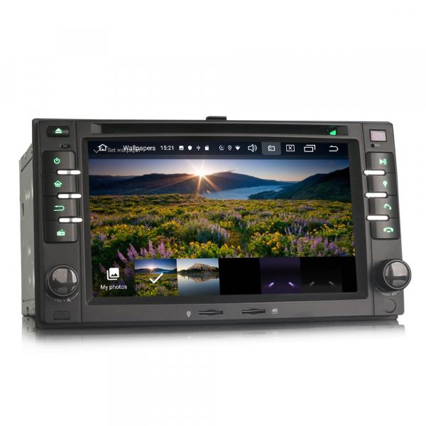 Navigatie auto, Pachet dedicat Kia, 6.2 inch, Android 10.0 [3]