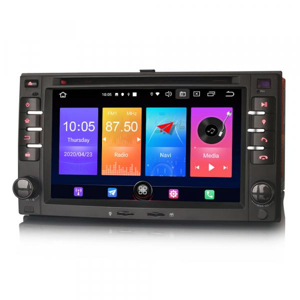 Navigatie auto, Pachet dedicat Kia, 6.2 inch, Android 10.0 4