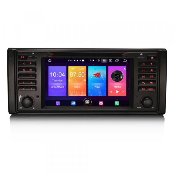 Navigatie auto, Pachet dedicat BMW Seria 5/M5/X5,7 inch, Android 10.0 0