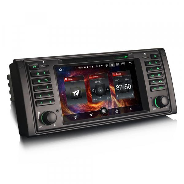 Navigatie auto, Pachet dedicat BMW Seria 5/M5/X5,7 inch, Android 10.0 7