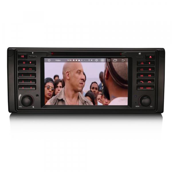 Navigatie auto, Pachet dedicat BMW Seria 5/M5/X5,7 inch, Android 10.0 8