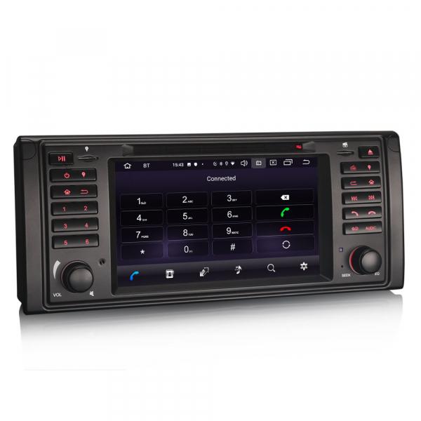 Navigatie auto, Pachet dedicat BMW Seria 5/M5/X5,7 inch, Android 10.0 2