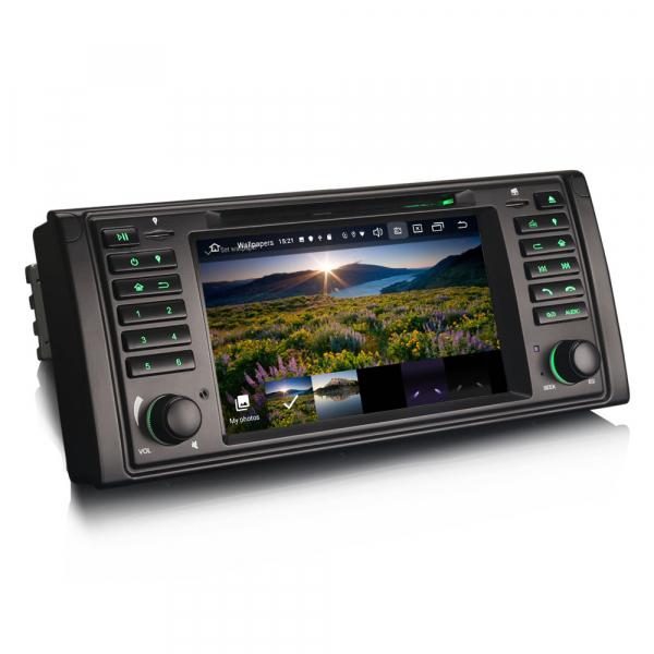 Navigatie auto, Pachet dedicat BMW Seria 5/M5/X5,7 inch, Android 10.0 3