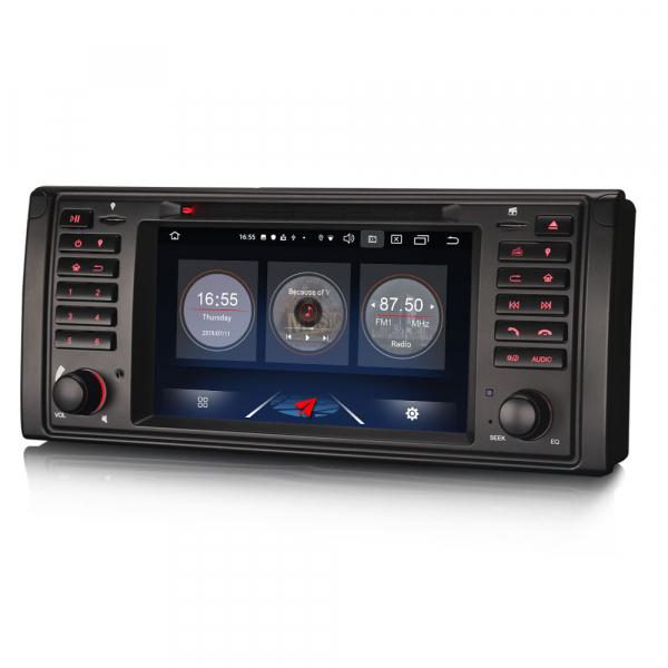 Navigatie auto, Pachet dedicat BMW Seria 5/M5/X5,7 inch, Android 10.0 4