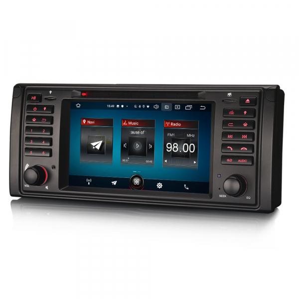 Navigatie auto, Pachet dedicat BMW Seria 5/M5/X5,7 inch, Android 10.0 6