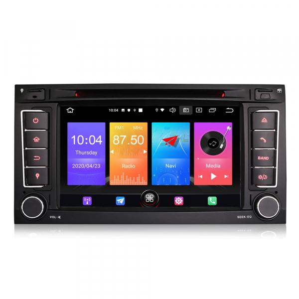 Navigatie auto 2 din, Pachet dedicat VW TOUAREG T5, 7 Inch, Android 10.0 [0]