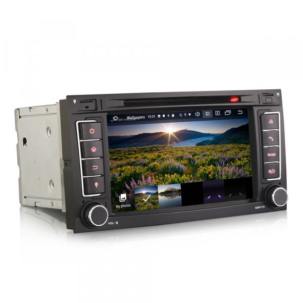 Navigatie auto 2 din, Pachet dedicat VW TOUAREG T5, 7 Inch, Android 10.0 [3]