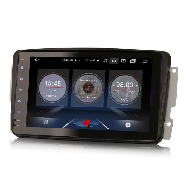 Navigatie auto, Pachet dedicat Mercedes Benz W203 Vito, Android 10.0, 8 inch 5