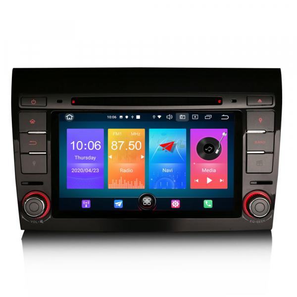 Navigatie auto, Pachet dedicat Fiat Bravo ,7 inch, Android 10 [0]
