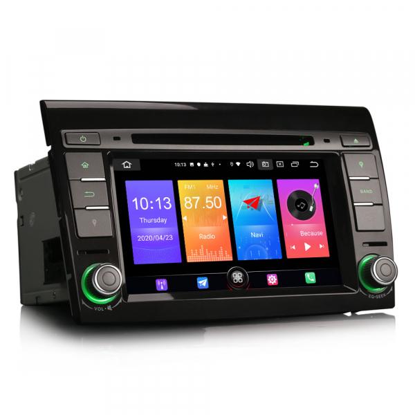 Navigatie auto, Pachet dedicat Fiat Bravo ,7 inch, Android 10 [6]