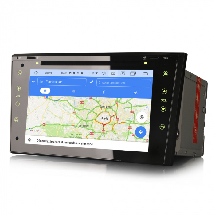 Navigatie auto, Pachet dedicat Opel, Android 10.0, Quad Core [8]