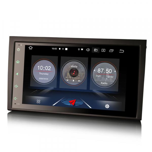 Navigatie auto, Pachet dedicat Audi A4 S4 SEAT EXEO,8 inch, Android 10 [4]
