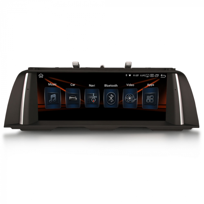 Navigatie auto, Pachet dedicat BMW F10/F11 CIC NBT ,10.25 Inch, Android 10.0, Octa Core [0]