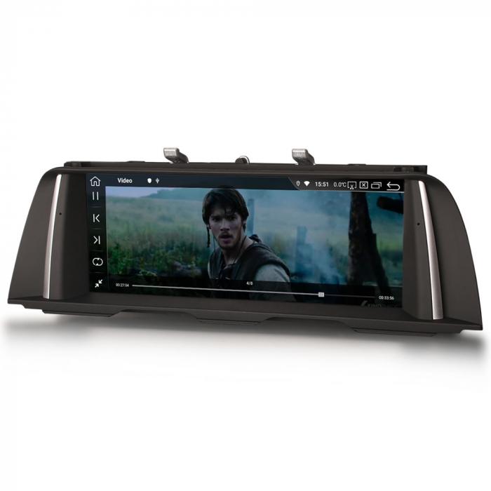 Navigatie auto, Pachet dedicat BMW F10/F11 CIC NBT ,10.25 Inch, Android 10.0, Octa Core [2]