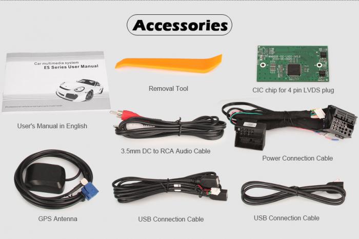 Navigatie auto, Pachet dedicat BMW F10/F11 CIC NBT ,10.25 Inch, Android 10.0, Octa Core [13]