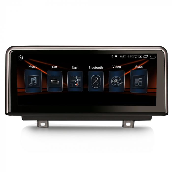 Navigatie auto, Pachet dedicat BMW 1er-F20/F21, 3er-F30/F31/F34, 4er-F32/F3 , 10.25 Inch, Android 10.0, Octa Core [0]