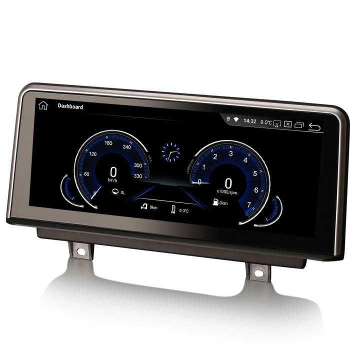 Navigatie auto, Pachet dedicat BMW 1er-F20/F21, 3er-F30/F31/F34, 4er-F32/F3 , 10.25 Inch, Android 10.0, Octa Core [1]