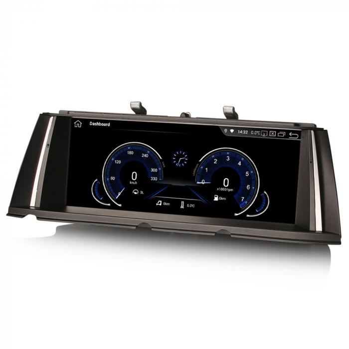 Navigatie auto, Pachet dedicat BMW Seria 7 F01/F02 CIC NBT, 10.25 Inch, Android 10.0, Octa Core [1]