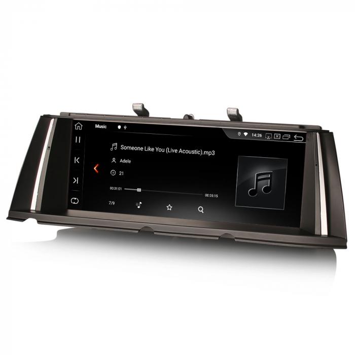 Navigatie auto, Pachet dedicat BMW Seria 7 F01/F02 CIC NBT, 10.25 Inch, Android 10.0, Octa Core [4]