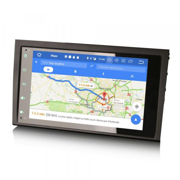 Navigatie auto, Pachet dedicat Audi A4 S4 RS4 Seat Exeo, 8 Inch, Android 10.0 [7]