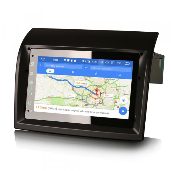 Navigatie auto, Pachet dedicat Fiat Ducato Citroen Jumper Peugeot Boxer , Android 10, Quad Core [7]
