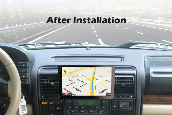 Navigatie auto universala 1DIN, articulatie rotativa, 10.1 inch, Android 10, GPS, WIFI, DAB+ 9