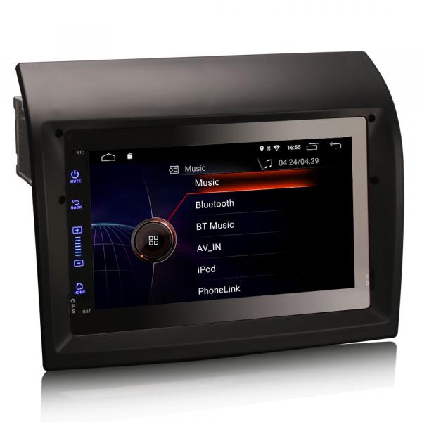 Navigatie auto, Pachet dedicat Fiat Ducato Citroen Jumper Peugeot Boxer , Android 10 2