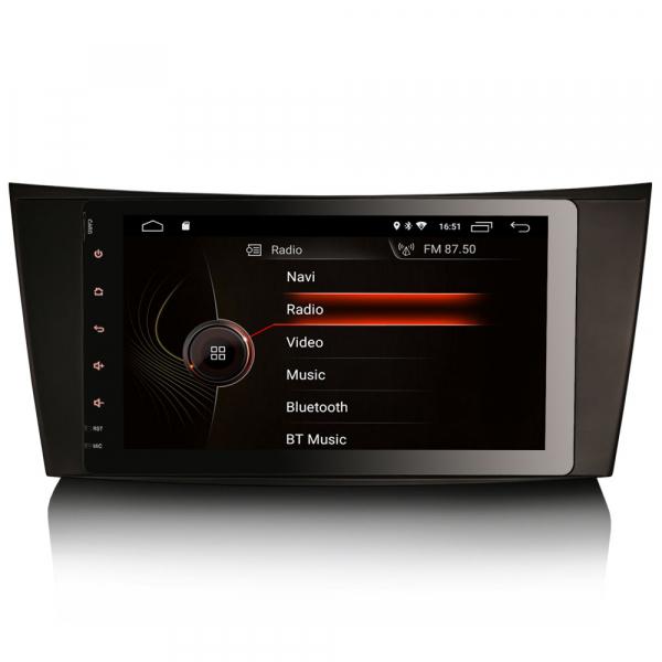 Navigatie auto , Pachet dedicat MERCEDES Benz, Android 10; 8 Inch 0