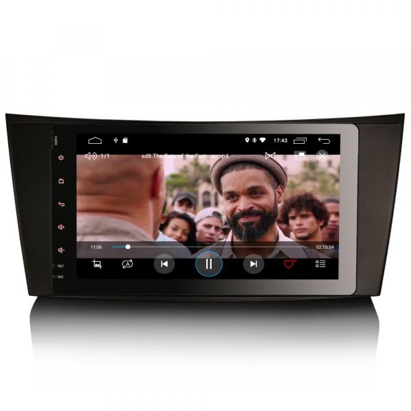 Navigatie auto , Pachet dedicat MERCEDES Benz, Android 10; 8 Inch 4