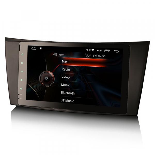 Navigatie auto , Pachet dedicat MERCEDES Benz, Android 10; 8 Inch 1