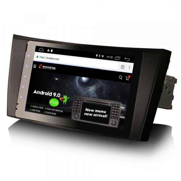 Navigatie auto , Pachet dedicat MERCEDES Benz, Android 10; 8 Inch 2
