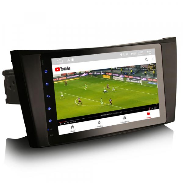 Navigatie auto , Pachet dedicat MERCEDES Benz, Android 10; 8 Inch 3