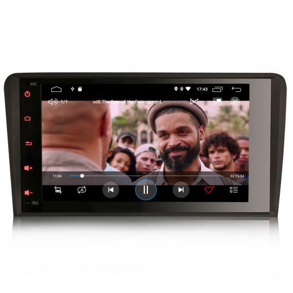 Navigatie auto, Pachet dedicat Audi A3, Android 10.0; 7 inch 5