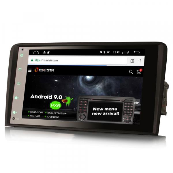 Navigatie auto, Pachet dedicat Audi A3, Android 10.0; 7 inch 1
