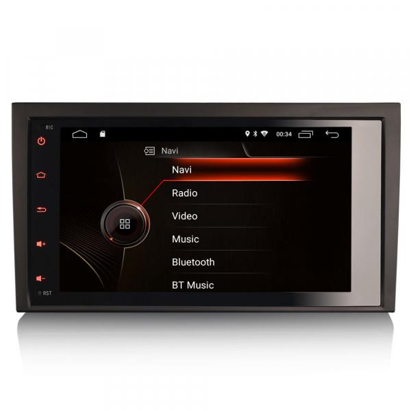 Navigatie auto, Pachet dedicat AUDI A4, 8 inch, Android 10.0 0