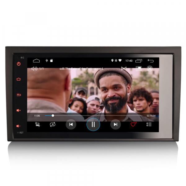 Navigatie auto, Pachet dedicat AUDI A4, 8 inch, Android 10.0 6