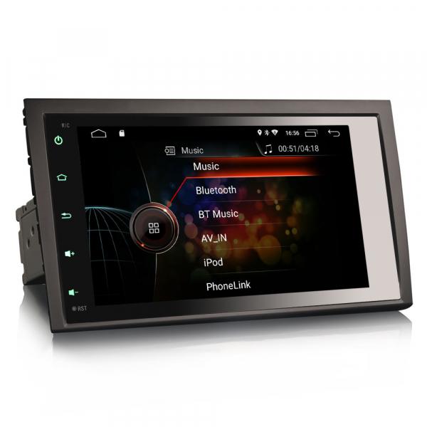 Navigatie auto, Pachet dedicat AUDI A4, 8 inch, Android 10.0 3