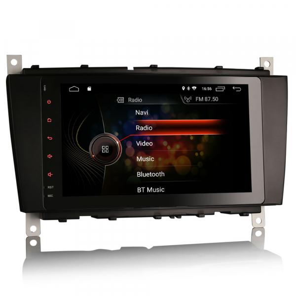 Navigatie auto, Pachet dedicat Mercedes BENZ, Android 10.0, 8 inch [2]