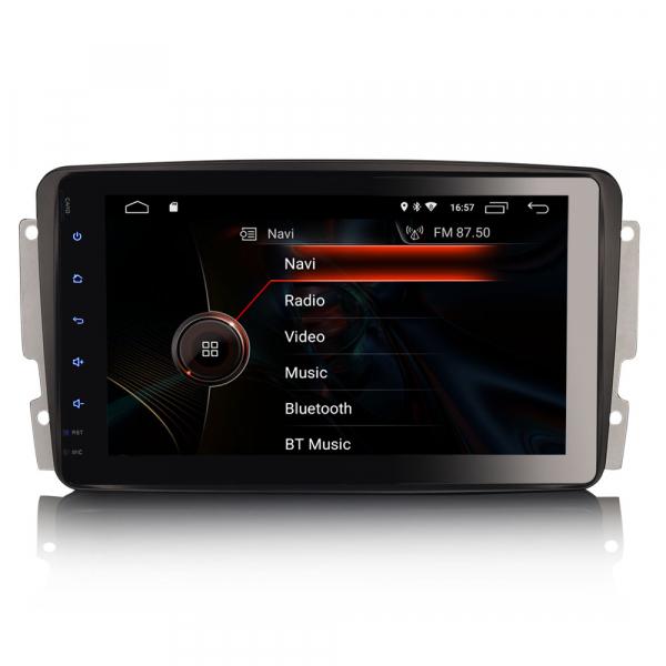 Navigatie auto, Pachet dedicat Mercedes BENZ, Android 10.0, 8 inch 0