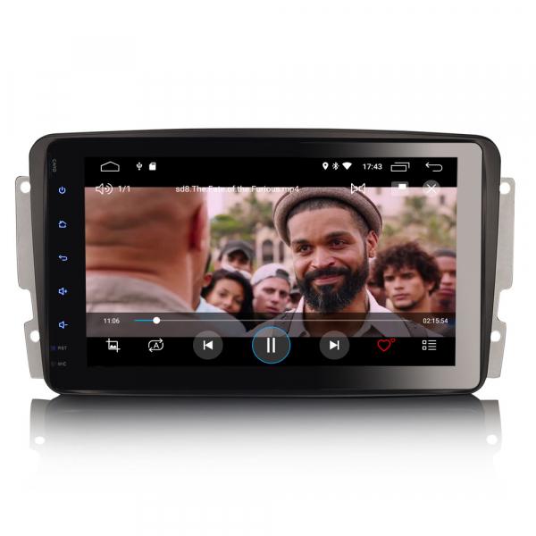 Navigatie auto, Pachet dedicat Mercedes BENZ, Android 10.0, 8 inch 5