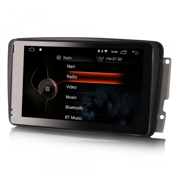 Navigatie auto, Pachet dedicat Mercedes BENZ, Android 10.0, 8 inch 1