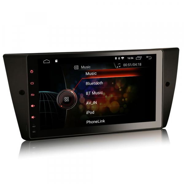 Navigatie auto, Pachet dedicat BMW Seria 3 ,8 inch, Android 10 2