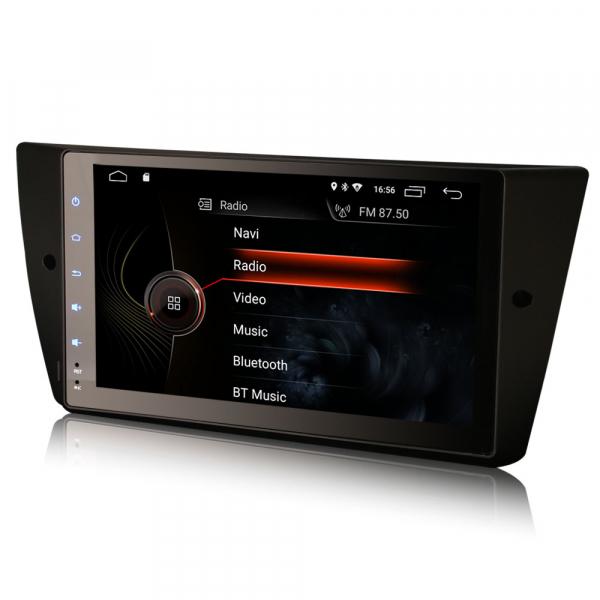 Navigatie auto, Pachet dedicat BMW Seria 3 ,8 inch, Android 10 3