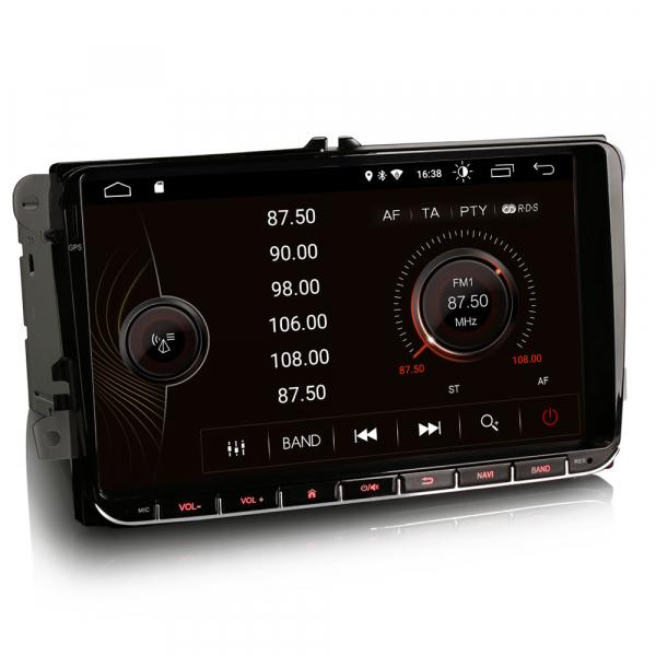 Navigatie auto, Pachet dedicat VW/SEAT/SKODA, Android 10 , 9 inch [5]