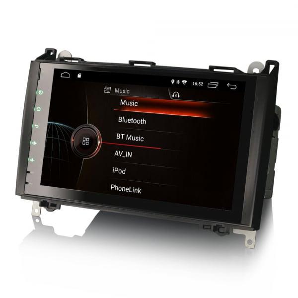 Navigatie auto, Pachet dedicat Mercedes BENZ, Android 10.0, 9 inch [6]