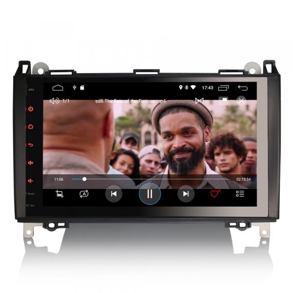 Navigatie auto, Pachet dedicat Mercedes BENZ, Android 10.0, 9 inch [7]
