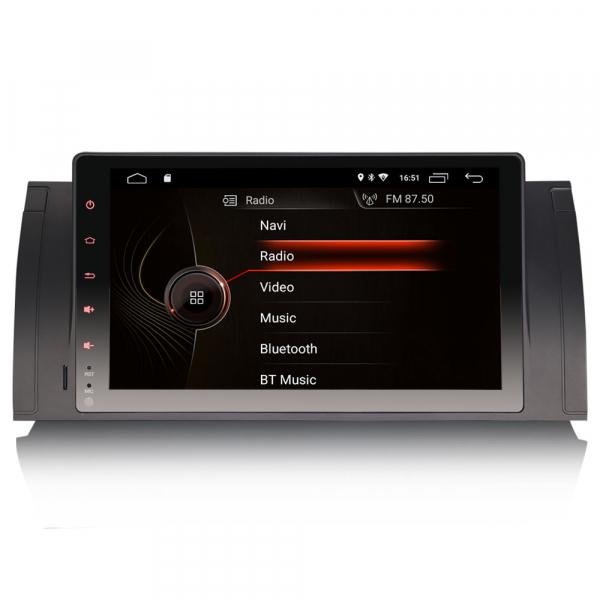 Navigatie auto, Pachet dedicat BMW Seria 5,9 inch, Android10.0 [0]