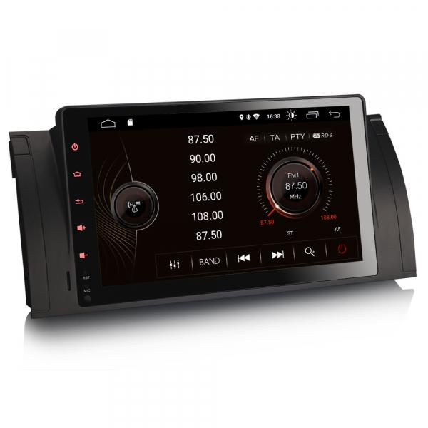 Navigatie auto, Pachet dedicat BMW Seria 5,9 inch, Android10.0 [5]